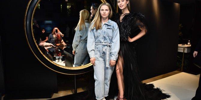 Modanın başkentinde Vlasta Kopylova'nın koleksiyonu büyük ilgi gördü