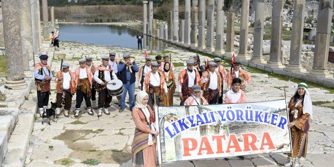 Likya Yörüklerinden 'Patara Yılı' kutlaması