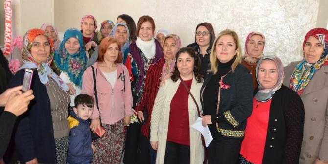 Çamlıyayla'da gönüllü katılım toplantısı yapıldı