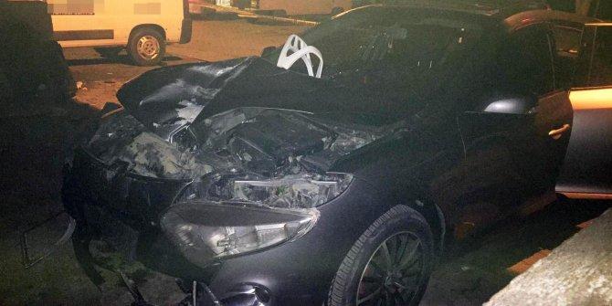 Ümmü, motosikletiyle çarptığı otomobilde yaralı bulundu, kurtarılamadı