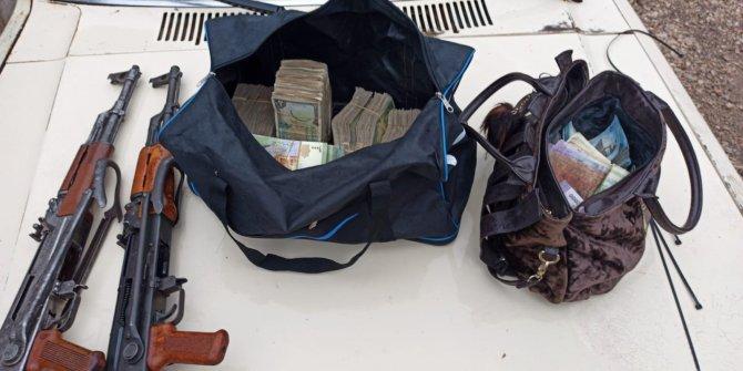 MSB: Tel Abyad'da eylem hazırlığındaki 5 terörist yakalandı
