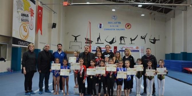 Cimnastik Grup müsabakaları sona erdi