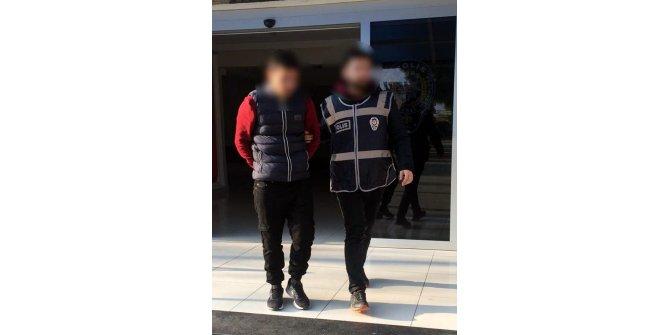 Didim'de evlerden hırsızlığa 1 tutuklama