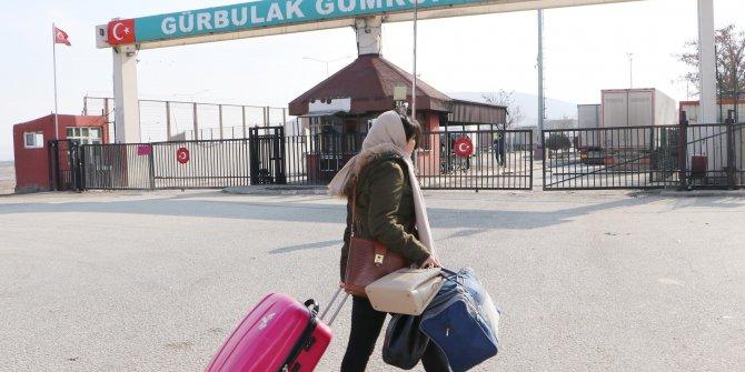 İran'a açılan Gürbulak kapatıldı, TIR kuyruğu 5 kilometreye ulaştı (2)
