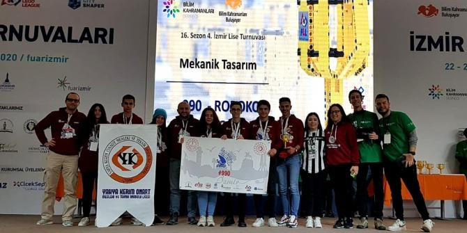 Çeşme'deki okul, Mekanik Tasarım ödülü kazandı