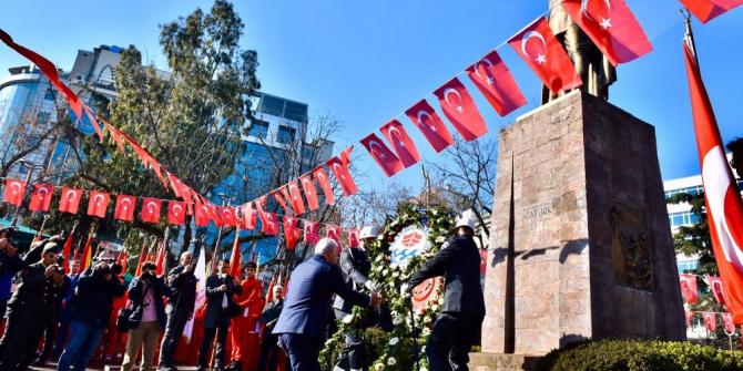 Trabzon'un 102. kurtuluş yıl dönümü çeşitli etkinliklerle kutlandı