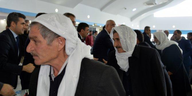 Bingöl'de, 20 yıldır kan davalı aileler barıştırıldı