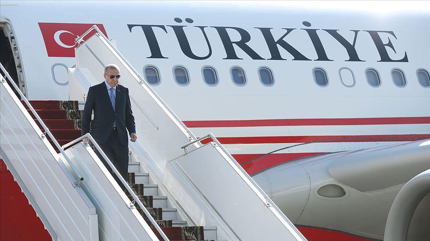 Cumhurbaşkanı Erdoğan, Azerbaycan'a gidiyor