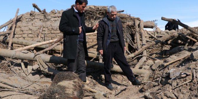 Depremde baba ve oğlu aynı evde hayatlarını kaybetti