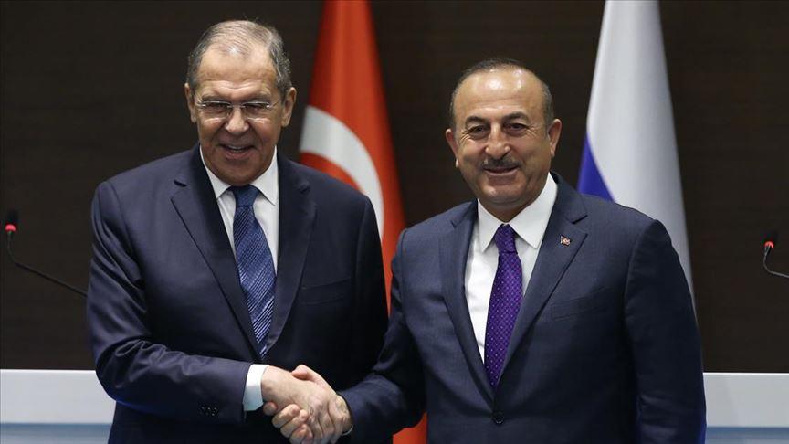 Lavrov: Rusya ve Türkiye yeni istişarelere hazırlanıyor