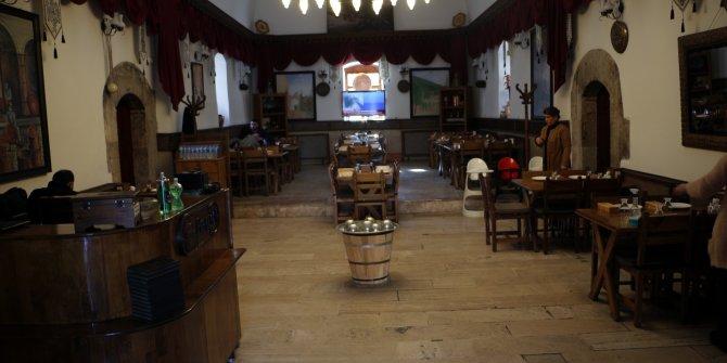5 asırlık imarethane, restorana dönüştürüldü