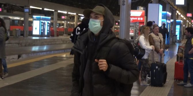 7 kişinin öldüğü İtalya'da koronavirüs kaosu ve paniği