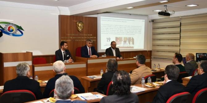 """Karabük'ten """"Filyos Limanı"""" işletilmesine konsorsiyum önerisi"""