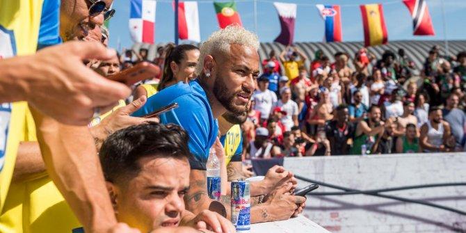 Türk futbol severlere Neymar ile Brezilya'da tanışma şansı