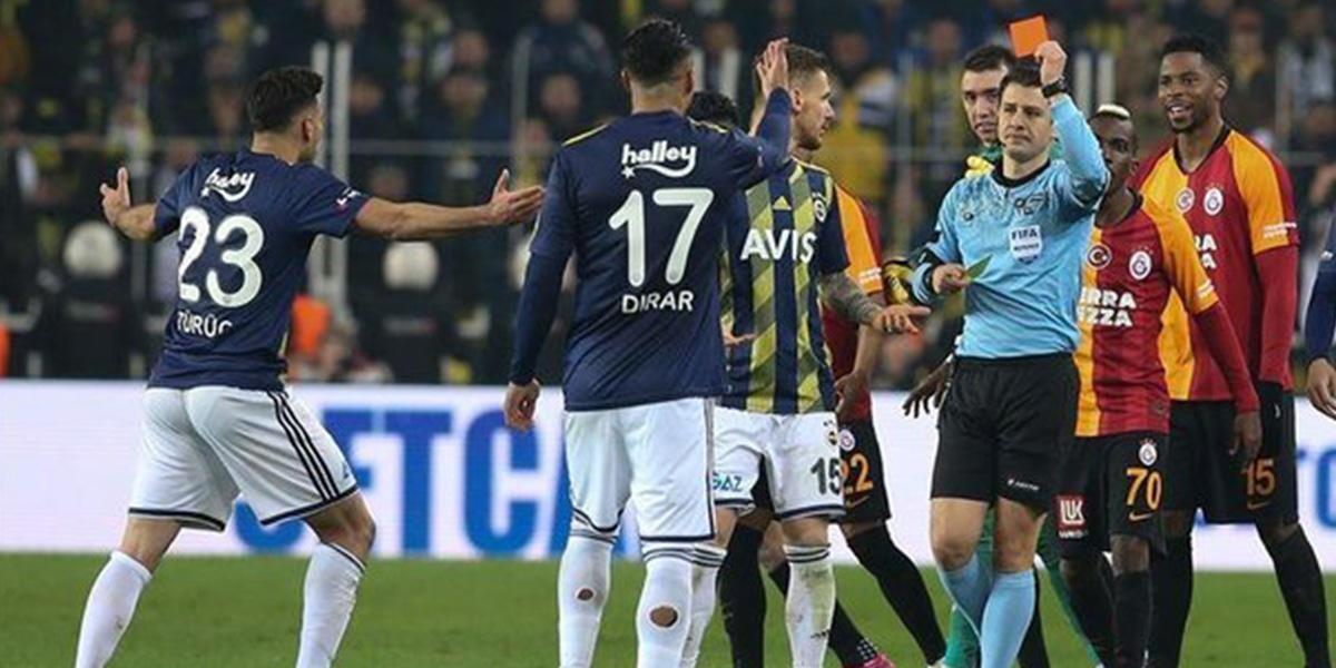 """Galatasaray'dan Fenerbahçe maçına ilişkin açıklama: """"İnsan onuruyla bağdaşmayan..."""""""