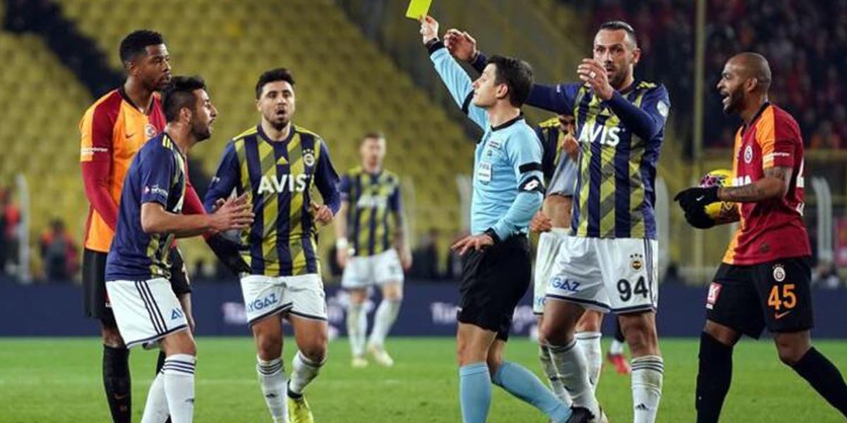 Türkiye Futbol Federasyonu'ndan açıklama! Derbinin faturası ağır oldu