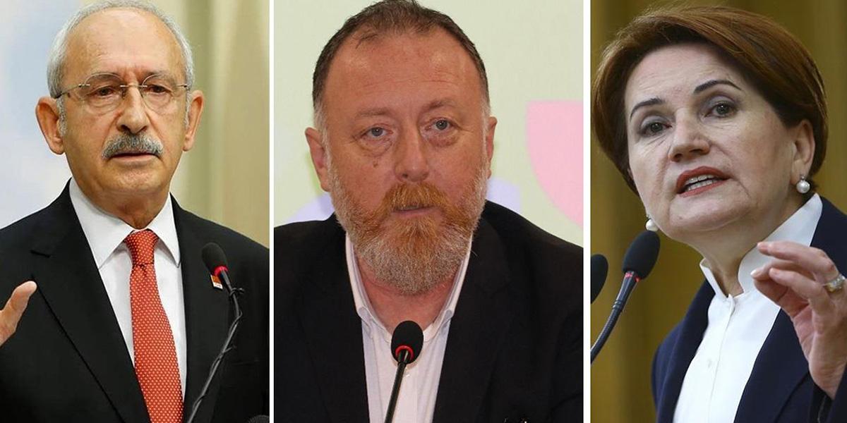 """İYİ Parti resti çekti: """"CHP evet derse biz yokuz"""""""