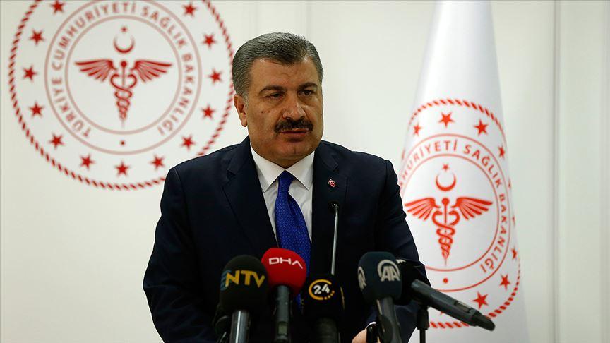 Bakan Koca, İran sınırındaki Koronavirüs önlemlerini açıkladı