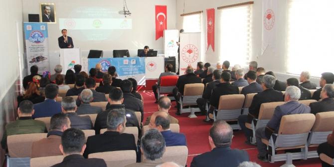 GAP Bölge Kalkınma İdaresi proje tanıtım toplantısı gerçekleştirdi