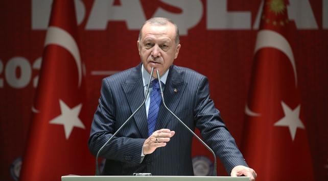 """Cumhurbaşkanı Erdoğan: """"İdlib'de gelişmeler lehimize döndü"""""""