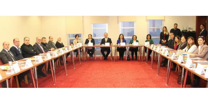 ESOGÜ Tıp Fakültesi'nde Dış Paydaşlar toplantısı düzenlendi