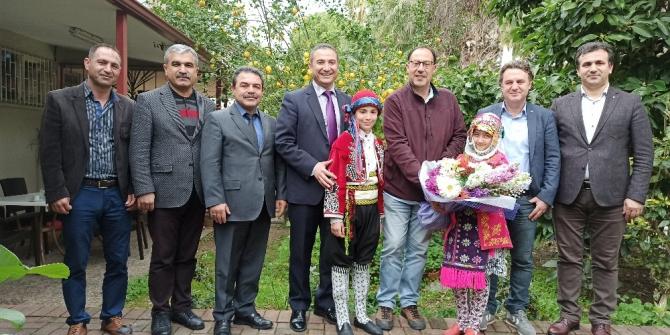 Alanya, folklor müsabakalarında 4 okulla temsil edilecek