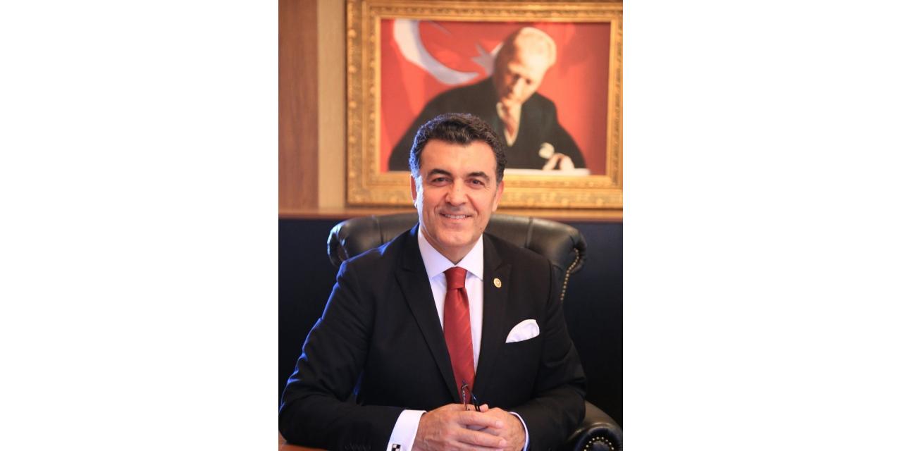 Başkan Demir'den Regaip Kandili mesajı