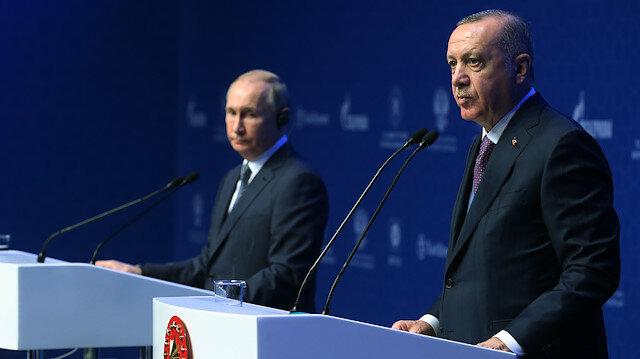 Cumhurbaşkanı Erdoğan ve Putin yüz yüze görüşme kararı aldı