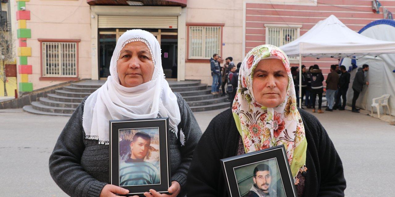 HDP önündeki eylemde 179'uncu gün: Aile sayısı 104 oldu (2)