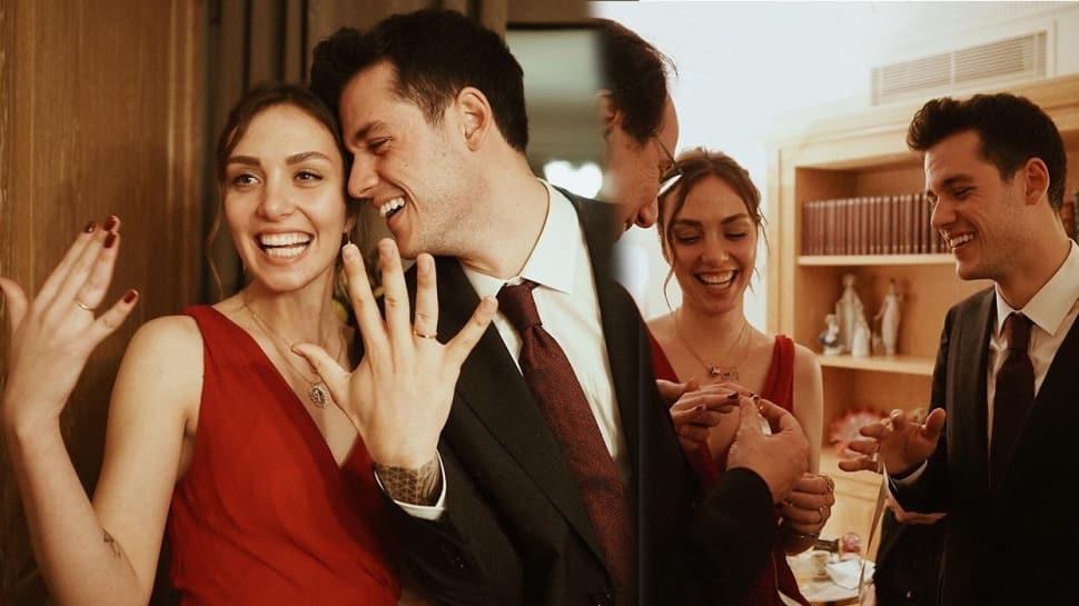 Orkun Işıtmak'ın nişanlısı Merve Yorgancılar kimdir? | Instagram hesabı ne?