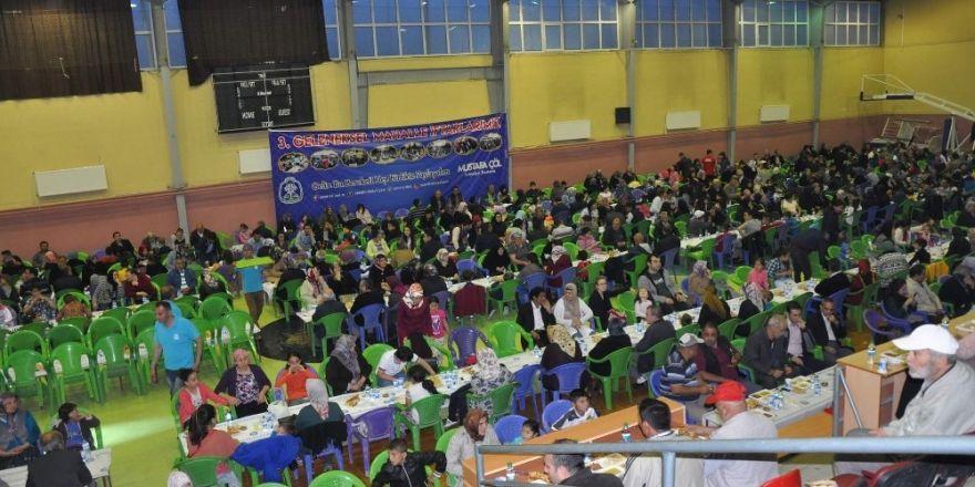 Sandıklı Belediyesi geleneksel iftar yemeği etkinliğine devam etti