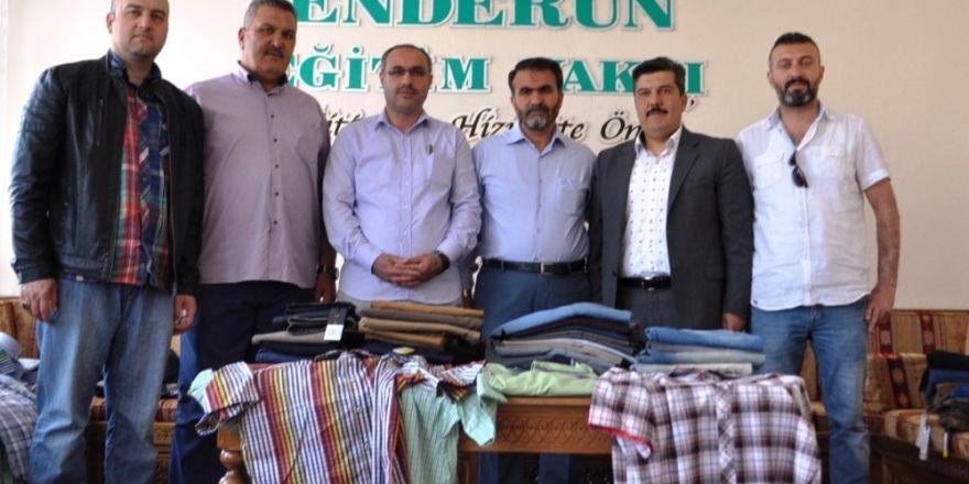 Birlik Vakfı Nevşehir'de 300 çocuk ve genci giydirdi