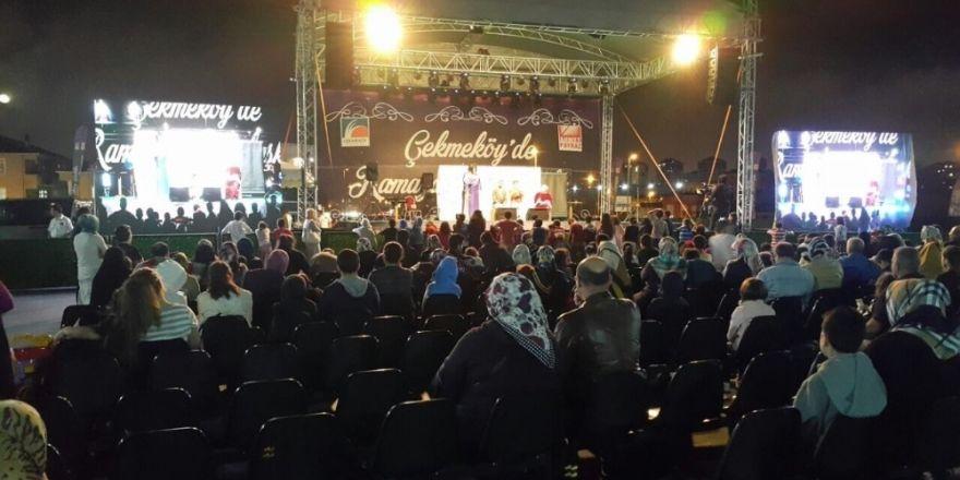 Çekmeköy'de Erzurum standı