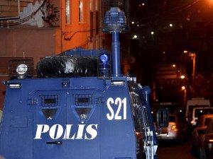 İstanbul ve İzmir'de terör operasyonu