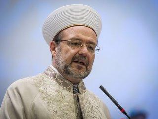Mehmet Görmez Yeniden Diyanet İşleri Başkanlığı'na atandı