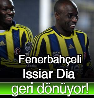 Evkur Yeni Malatyaspor'da Issiar Dia imzaya geliyor