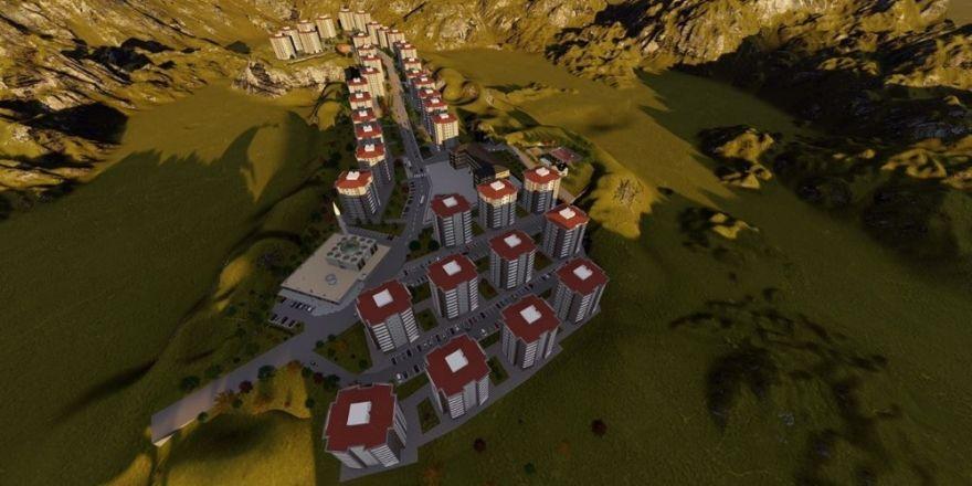 Dulkadiroğlu'na uydu kent