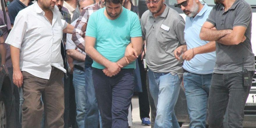 Elazığ'da FETÖ'den 3 tutuklama