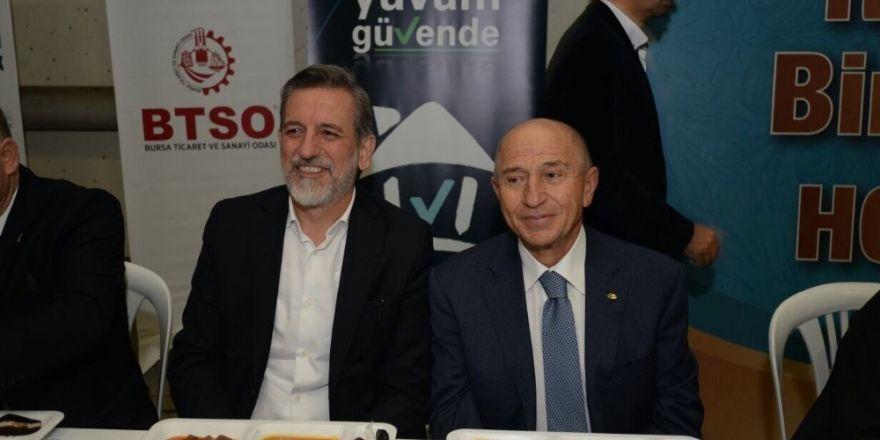"""Limak Holding Yönetim Kurulu Başkanı Özdemir: """"1915 Çanakkale Köprüsü'nü 2023 yılından önce açmayı planlıyoruz"""""""