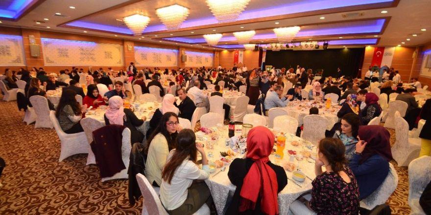 Başkan Çetin eğitimcilere iftar verdi