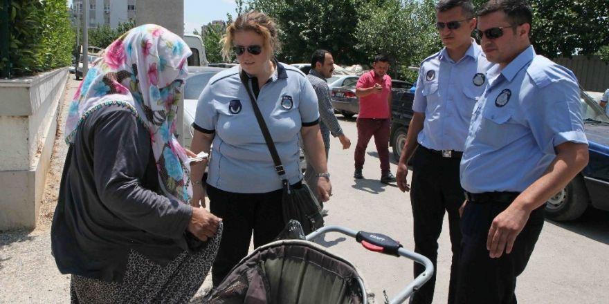 Suriye görünümlü Türk dilenciler