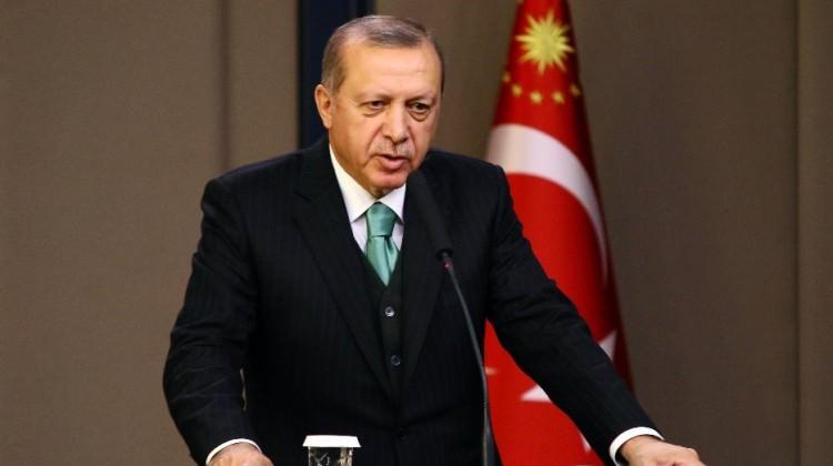 Cumhurbaşkanı Erdoğan Eleştirilere yanıt verdi!