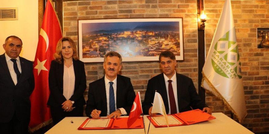KBÜ ile PTT arasında protokol imzalandı