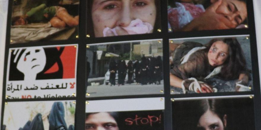 Kadına karşı şiddet ve cinsel istismara karşı mücadele günü