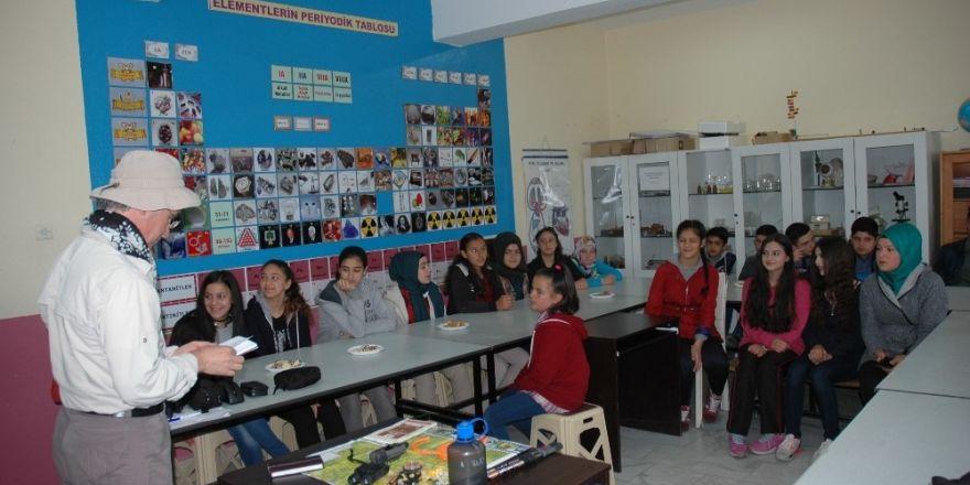 Beyşehir'de doğa rehberliği eğitimi