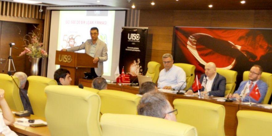 UTSO 2017 Haziran olağan meclis toplantısı gerçekleştirildi