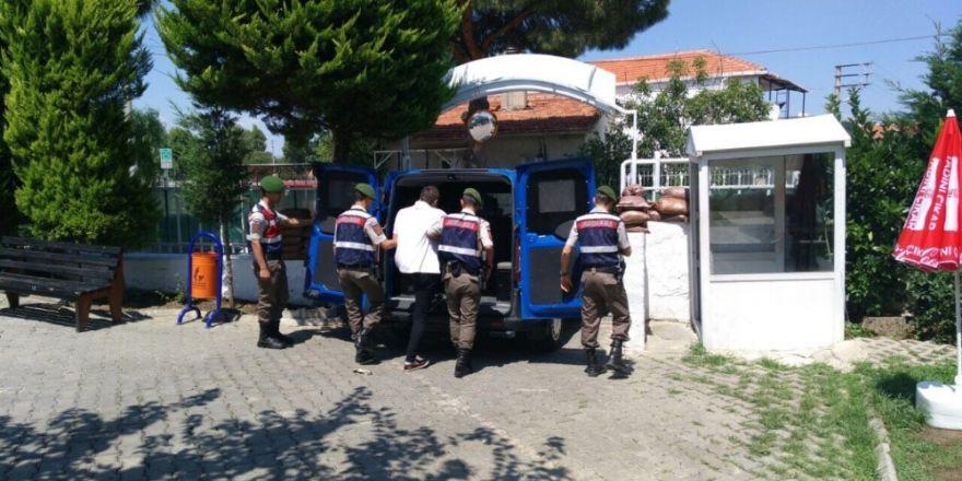 İzmir merkezli 8 ilde FETÖ operasyonu: 6 gözaltı