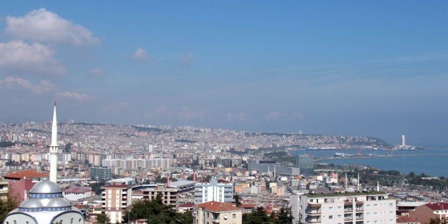 Samsun Karadeniz'de en çok dernek bulunan şehir