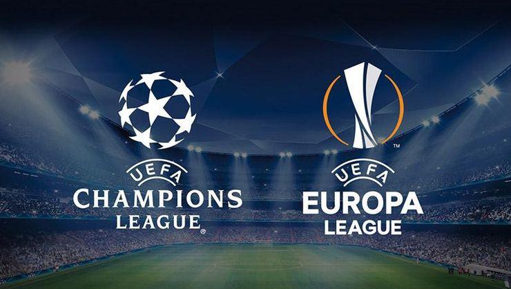 UEFA, Şampiyonlar Ligi ve Avrupa Ligini askıya alındı