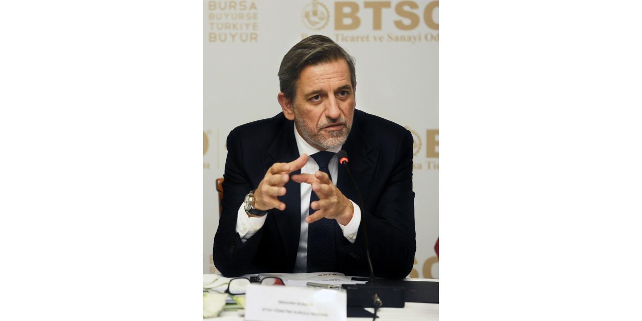 """Burkay: """"Firmalarımız için ekonomik destek paketine ihtiyaç var"""""""